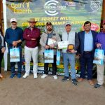 Central Town Zirakpur Organized First Forest Hill Open Golf Championship