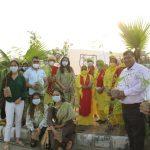Plantation drive on Van Mahotsav